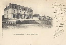 Asnelles   Hotel De La Plage    En 1900 - Altri Comuni