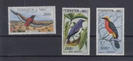 Mali Michel Cat.No. Mnh/** 3/5 Birds - Mali (1959-...)