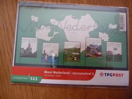(2) NEDERLAND NIEDERLANDE NETHERLANDS 2005 Postzegelmapje 322 * MOOI NEDERLAND 2  * Presentation Pack POSTFRIS MNH - Neufs