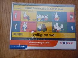 (2) NEDERLAND NIEDERLANDE NETHERLANDS 2005 Postzegelmapje 324 * NIJNTJE  * Presentation Pack POSTFRIS MNH - 1980-... (Beatrix)