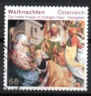 2016 - 3305 - ° -  Weihnachten - ... Der Holde Knabe - Maria Pfar - 2011-... Oblitérés