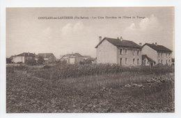 - CPA CONFLANS-SUR-LANTERNE (70) - Les Cités Ouvrières De L'Usine De Tissage - Edition-Photo H. Boutet - - Francia