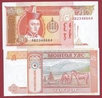 Mongolie 5 Tugrik 2008 ---(UNC-NEUF) (82) - Mongolie