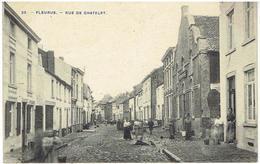 25. - FLEURUS - Rue De Chatelet - Phot. H. Bertels - Fleurus