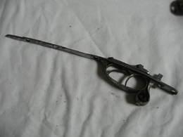 Ancienne Pontet Fusil Pouder Noire XIX , Percussion, - Other