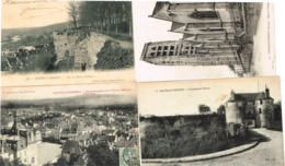 LOT FRANCE 02 AISNES  26 CARTES - Postcards