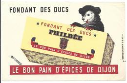 BUVARD  Philbée Fondant Des Ducs - Peperkoeken