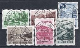 BELGIE: COB 918/923  MOOI GESTEMPELD. - Used Stamps