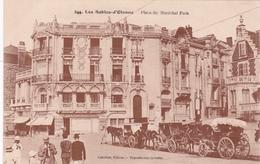 LES SABLES D'OLONNE 85 / Place Du Maréchal Foch / Animation - Sables D'Olonne
