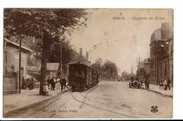 CPA-Carte Postale-France- Sedan- Chaussée De Balan-1925 VM10345 - Sedan