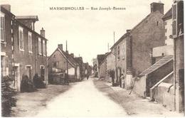 Dépt 03 - DÉSERTINES - Marmignolles - Rue Joseph-Besson - (Édit. Gretter) - France