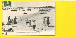 ANDERNOS La Plage (BR) Gironde (33) - Andernos-les-Bains