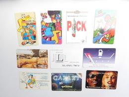 Série De 10 Télécartes , Allemagne , Germany , Deutschland , Telefonkarte - Allemagne