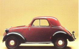 Fiat 500 Topolino  -  1938  -  CPM - Voitures De Tourisme