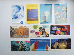 Série De 10 Télécartes , Allemagne , Germany , Deutschland , Telefonkarte - Germany