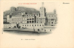 06* MONACO Palais - Prince's Palace