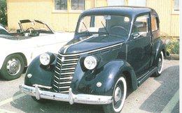 Fiat 1100 B/E Berlina  -  1948  -  CPM - Voitures De Tourisme