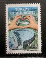 TURQUIE  ANNEE 2012    OBLITERE - 1921-... Republiek