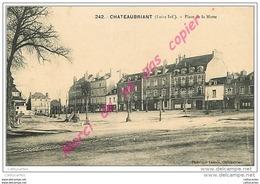 44. CHATEAUBRIANT . Place De La Motte . - Châteaubriant
