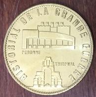 80 PERONNE THIEPVAL MÉDAILLE SOUVENIR ARTHUS BERTRAND 2018 JETON TOURISTIQUE MEDALS TOKENS COINS - 2008