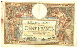 Billets > France > 100 Francs > BG.24=9=1931.BG.  >  J.32203 - 1871-1952 Antichi Franchi Circolanti Nel XX Secolo