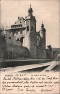 ! Alte Ansichtskarte Aus Koblenz, Alte Burg An Der Mosel, 1904 - Koblenz