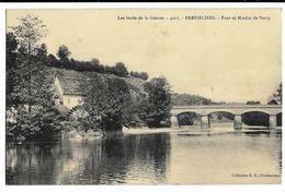 FRESSELINES Pont Et Moulin De Vervy Coll. G.G. 4015 - Sonstige Gemeinden