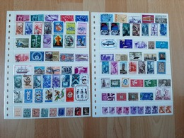 Italien Mit 1480 Marken - Stamps
