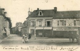 72  CHANGE  INTERIEUR DU BOURG - Francia