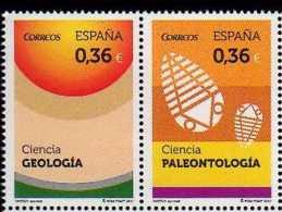 2012 Spain  Sciences Geology Paleontology Archeology   Set Of 2 V  MNH** MiNr. 4710 - 4711 - Archäologie