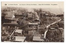 Env. EVAUX-les-BAINS - Mines D'Or Du Chatelet - Vue Générale - Andere Gemeenten