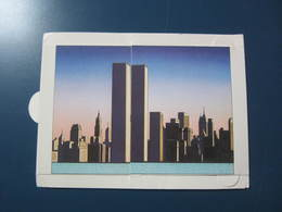 Carte à Système New-York King Kong - Dreh- Und Zugkarten