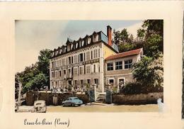 EVAUX-les-BAINS Grand Hôtel De La Fontaine Cim 1, Cpsm GF (tb Décollé) - Evaux Les Bains