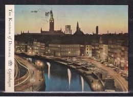 93L * COPENHAGEN * OLD STRAND BY NIGHT * A LITTLE PIECE OF THE OLD COPENHAGEN **!! - Denemarken