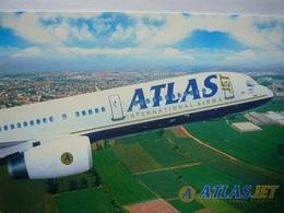 Avion / Airplane / ATLAS JET / Boeing B767-200 / Registered As TC-OGC / Airline Issue - 1946-....: Ere Moderne