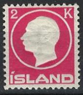 Iceland Island 1912. Mi 74, MNH - Unused Stamps