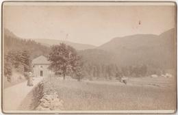 RETOURNEMER (88) PHOTO. 1891. PHOTOGRAPHIE FRANCK à St-DIE-des-VOSGES. - Photos
