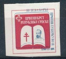 Bosnie 1998 Red Cross Croix Rouge Imperf MNH - Nobelprijs