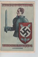 81PR/ Deutsches Reich PK Reichsparteitag Nürnberg 1934 C.NÜrnberg 9/9/34 > Berlin - Germany