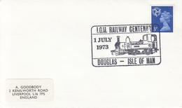 GREAT BRITAIN Cover 10 - Trains