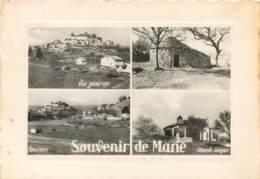 04 - MANE - Souvenir Multivues 1956 - France
