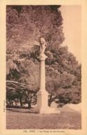 04 - RIEZ - La Vierge De Saint Maxime - Francia