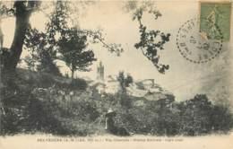 06 - BELVEDERE En 1920 - Belvédère