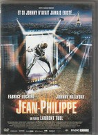 Dvd  JEAN PHILIPPE  Fabrice Luchini Johnny Hallyday    Etat: TTB    Port 110 Gr Ou 30 Gr - Komedie