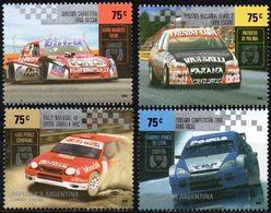Argentina 2006 ** YT2590-93 Carreras Nacionales De Automovilismo. Automóviles Ford Y Toyota. - Nuovi