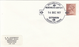 GREAT BRITAIN Cover 14 - Trains