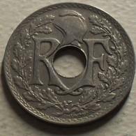 1932 - France - 25 CENTIMES, Lindauer, KM 867a, Gad 380 - France