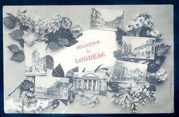 Cpa Du 22  Loudéac Souvenir De ..    DEC19-15 - Loudéac