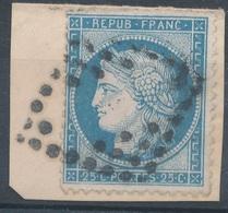 N°60 LOSANGE EVIDE. - 1871-1875 Ceres