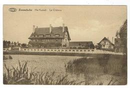 ZONNEBEKE - Het Kasteel - Le Château - Bon état - Zonnebeke